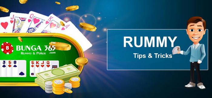 INDIAN RUMMY TIPS AND TRICKS TO WIN ONLINE RUMMY GAMES