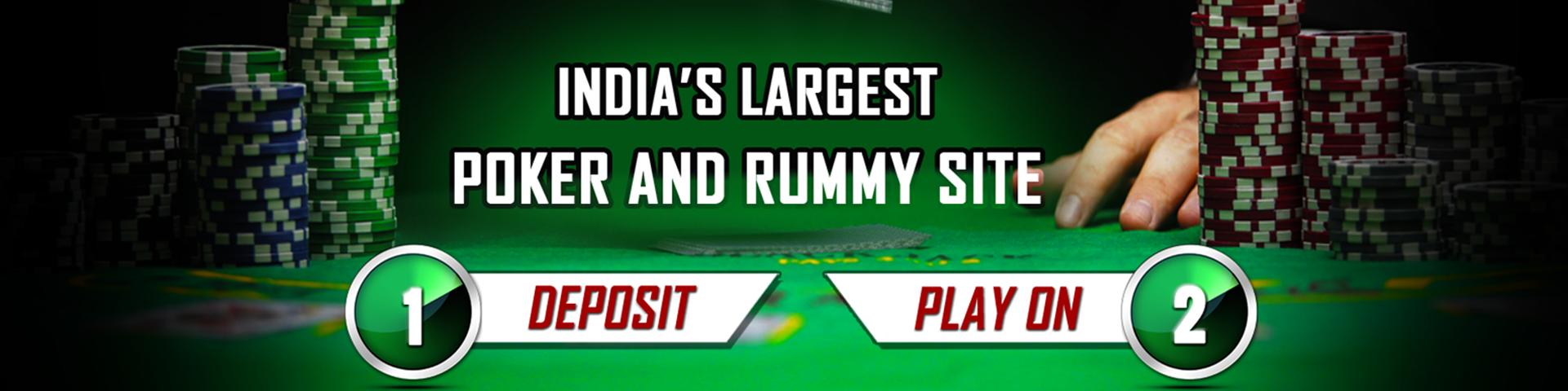 Poker Online Games at Bunga365.com