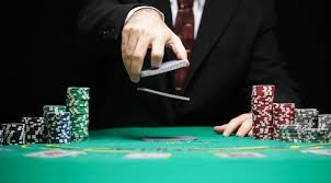 Poker rooms manipulate the tables