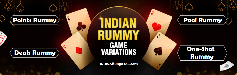 Indian Rummy variations - bunga365