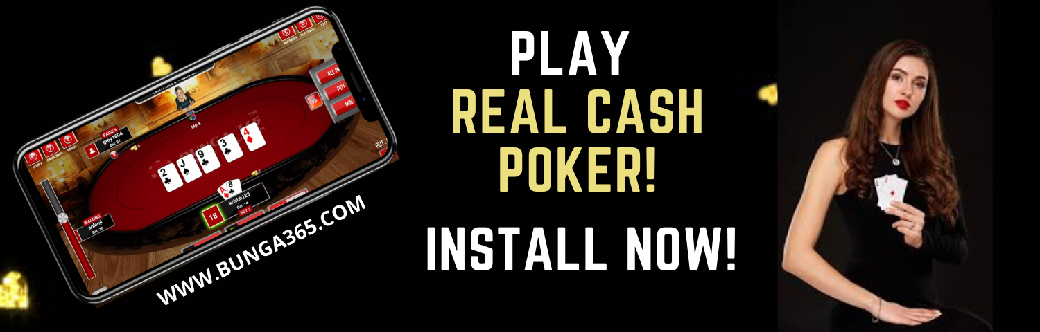 Play Real Cash Poker in India - Install apk Now Bunga365