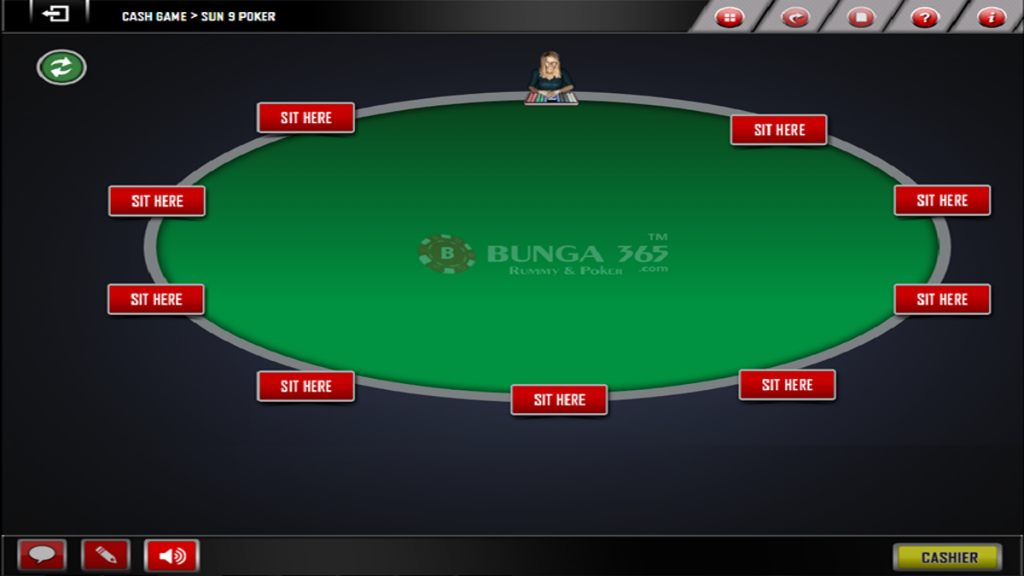 Know the position of the table to start playing Texas poker Online games