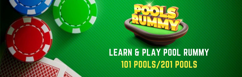 Play Pool Rummy Online - Bunga365
