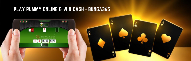 Play Rummy Online - Bunga365