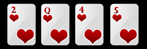 Rummy impure sequence