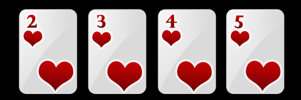 Rummy pure sequence